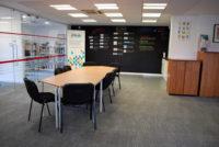 JHub Studio Boardroom Setup