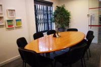 JHub Studio Meeting Room